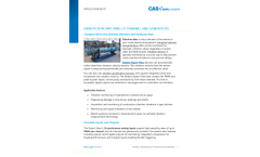 Vibration Monitoring of Turbines and Generators - Application Note