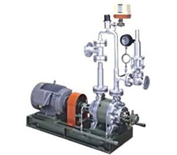 PowerTrap - Model GT / GP Series - Condensate Recovery Pumps