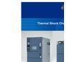 Model TSE-series - Thermal Shock Chambers Brochure