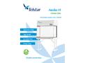 Telstar Aeolus - Model H - Horizontal Laminar Air Flow Cabinet Brochure