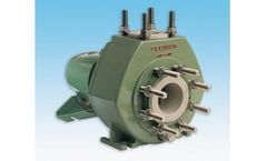 Tecnium - Model BN Series - Plastic Process Pumps