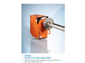 Model GM35 - In Situ Gas Analyzers- Brochure