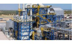 Sulfox - Process Plant