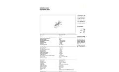 Model BI0,8-Q5SE-AN6X Inductive Sensors Brochure