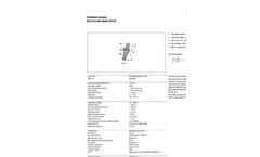 Model BI1,5-EG08-AN6X-V1131 Inductive Sensors Brochure
