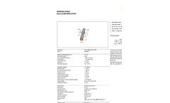 Model BI1,5-EG08-AP6X-H1341 Inductive Sensors Brochure