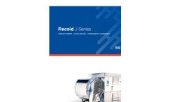 Recold - Model JC - Evap Condenser Brochure