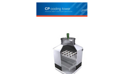 Marley - Model CP - Fiberglass Cooling Tower - Specification