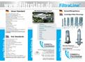 FiltraLine - Cartridge Filter Housings
