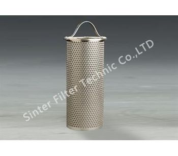 Stainless steel sintered wire mesh solutions for water treatment industry - Water and Wastewater - Water Treatment
