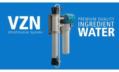 Antunes Ultrafiltration Systems - Video