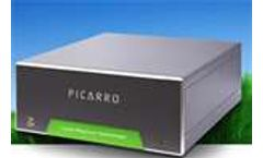 Macaulay Institute chooses Enviro Technology's Picarro for their international research