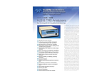 TAPI - Models 101E - UV Fluorescence H2S Analyzers For Ambient Air Quality Monitoring Brochure