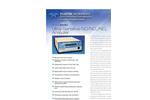 TAPI - Model 200EU - Ultra-Sensitive Chemiluminescent NO/NO2/NOX Analyzer (Trace Level) Brochure