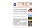 LSE - NH3 - 1710 - Air Pollution Monitoring of Ammonia Analyser Datasheet