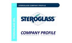 Steroglass S.r.l. Company Profile Brochure