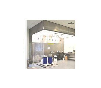 Sampling & Weighing Booths
