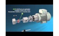 Scherzinger Gear Pumps: Versatile and persistent -  Video