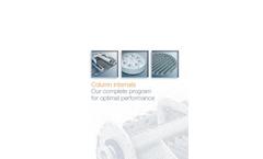 Column Internals Brochure