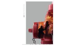 AVK - Model 41/36-001 - Swing Check Valves - Brochure