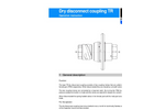 TR Series - Dry Disconnect Couplings – Brochure