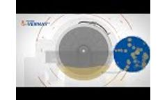 Rotary Vacuum Belt Filter HASLER Group - Filtres VERNAY Video