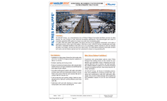 Hasler - Rotary Vacuum Drum Filter Systems Brochure