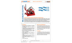 Hasler - Model MX - Double Sigma Blade Laboratory Mixing Systems Brochure