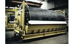 Hasler - Rotary Vacuum Drum Filter Systems