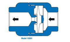 RIFOka - Model 10201-N-10201R-N - Thermo Controlled Capsule Trap