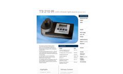 Model TB 210 IR - Turbidity Meters- Brochure