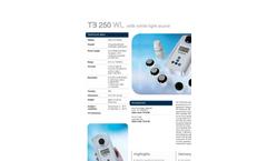 Model TB 250 W - Turbidity Meters- Brochure