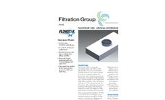 Flowstar - Model CED - Critical Environment Diffuser Brochure