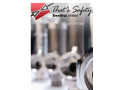 Seetru - Model DN13 - Enclosed Discharge Safety Relief Valve Brochure
