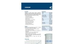 Flowsorb - Low-Flow Water Treatment Applications Brochure