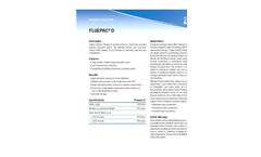 Fluepac - D - Powdered Reactivated Carbon - Brochure