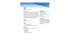 Calgon Carbon - WPX - Powdered Reactivated Carbon - Brochure