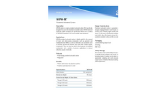 WPH - M - - Powdered Activated Carbon - Brochure