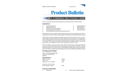 WPX - Powdered Reactivated Carbon Brochure