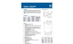 Protect - LM Series - Modular Liquid Adsorbers Brochure