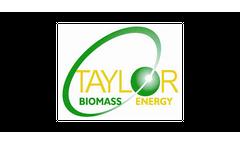 Taylor - Biomass Gasification Process Technology