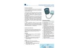 FM100 Fume Hood Monitors Technical Datasheet