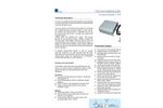 FM500 Fume Hood Monitors Technical Datasheet