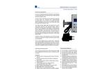 iM50 Fume Hood Monitors Technical Datasheet
