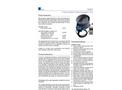 iCM Fume Hood Controllers Technical Datasheet