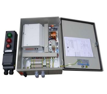 Schneider - Model FM100-EX - Fume Hood Monitor