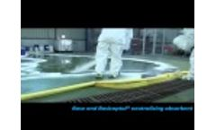 Prevor Range of Chemical Spill Absorbents and Neutralizers Video