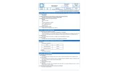 Trivorex - Versatile Neutralizing Absorbent for Chemicals Brochure