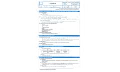 LeVert - Model HF - Liquid Chemical Decontaminant Brochure
