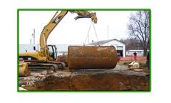 Underground Tank Removal & Cleaning Service